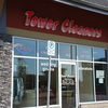 Dickson Trail Crossing Tower Cleaners Store. #402, 3 Stonegate Drive, Airdrie, Alberta. (403) 912-2824