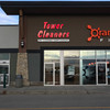 Royal Oak Tower Cleaners Store. #315, 8888 Country Hills Blvd NW, Calgary, Alberta. (403) 264-7002
